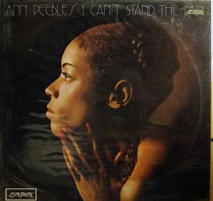Album  Cover Ann Peebles - I Can't Stand The Rain on LONDON Records from 1974