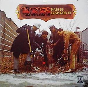 Album  Cover The Four Tops - Nature Planned It on TAMLA MOTOWN Records from 1972