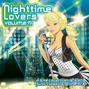 Album  Cover Various Artists - Nighttime Lovers Volume 19 on PTG Records from 2013