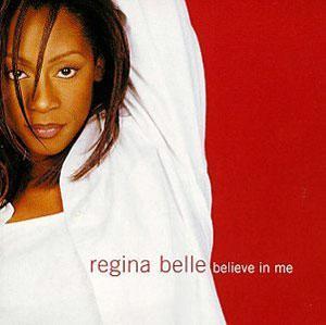 Album  Cover Regina Belle - Believe In Me on MCA Records from 1998