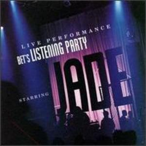 Album  Cover Jade - Bet's Listening Party on WARNER BROS. Records from 1993