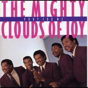 Album  Cover The Mighty Clouds Of Joy - Pray For Me on A&M Records from 1990