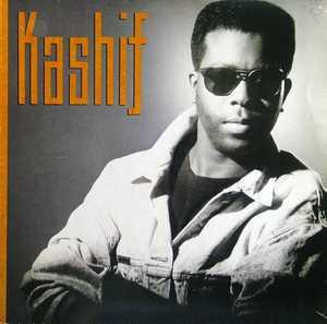 Album  Cover Kashif - Kashif on ARISTA Records from 1989