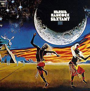 Album  Cover Herbie Hancock - Sextant on COLUMBIA Records from 1972