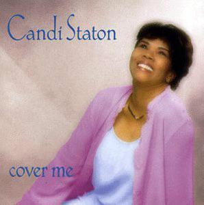 Album  Cover Candi Staton - Cover Me on CGI Records from 1997