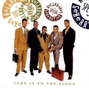 Front Cover Album Special Generation - Take It To The Floor