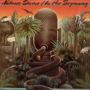 Album  Cover Nature's Divine - In The Beginning on INFINITY Records from 1979