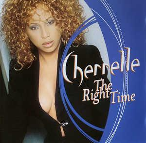 Front Cover Album Cherrelle - The Right Time