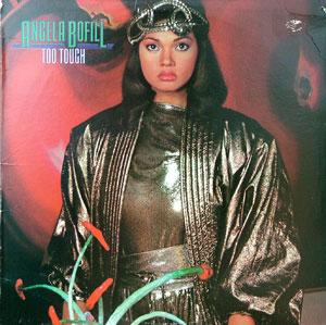 Album  Cover Angela Bofill - Too Tough on ARISTA Records from 1983