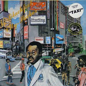 Album  Cover J Blackfoot - City Slicker on SOUND TOWN Records from 1983