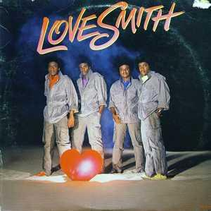 Front Cover Album Lovesmith - Lovesmith