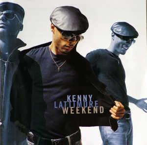 Album  Cover Kenny Lattimore - Weekend on ARISTA Records from 2001