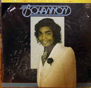 Album  Cover Hamilton Bohannon - Too Hot To Hold on MERCURY (PHONOGRAM) Records from 1979