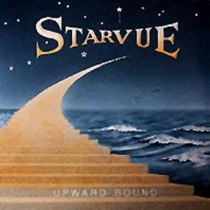 Front Cover Album Starvue - Upward Bound