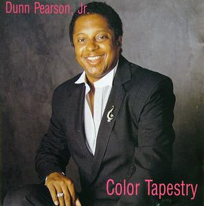 Album  Cover Dunn Pearson Jr - Color Tapestry on PPI NEWARK Records from 1989