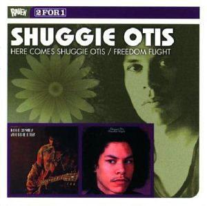 Front Cover Album Shuggie Otis - Freedom Flight