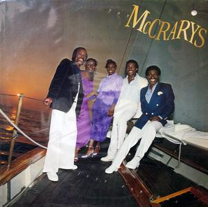Album  Cover The Mccrarys - Just For You on CAPITOL Records from 1980