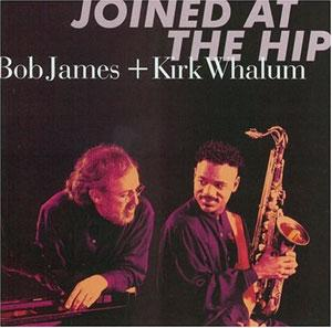 Album  Cover Bob James - Joined At The Hip on WARNER BROS. Records from 1996