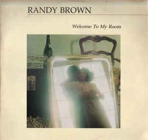 Album  Cover Randy Brown - Welcome To My Room on PARACHUTE Records from 1978