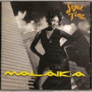 Album  Cover Malaika - Sugar Time on A&M Records from 1993