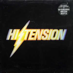 Album  Cover Hi Tension - Hi Tension on ISLAND Records from 1978