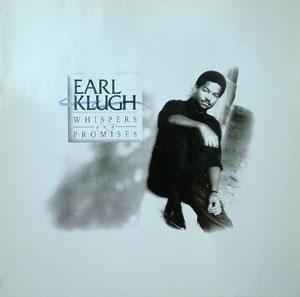 Album  Cover Earl Klugh - Whispers And Promises on WARNER BROS. Records from 1989