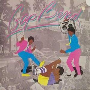 Album  Cover The Gap Band - Strike A Groove on  Records from 1983