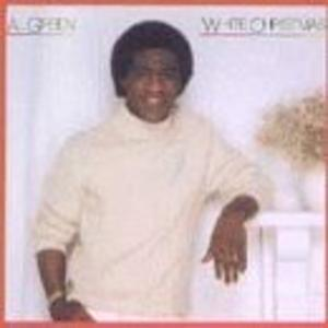 Album  Cover Al Green - White Christmas on HI Records from 1986