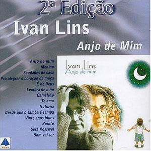 Album  Cover Ivan Lins - Anjo De Mim on VELAS Records from 1995