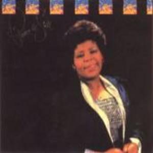 Album  Cover Vanessa Bell Armstrong - Peace Be Still on ONYX Records from 1983