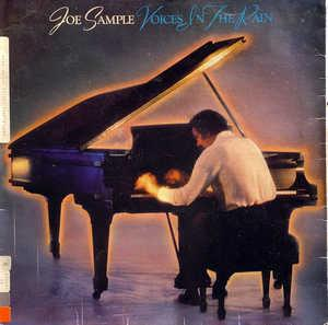Album  Cover Joe Sample - Voices In The Rain on MCA Records from 1981