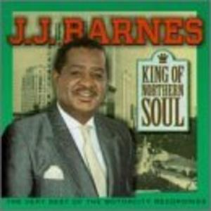 Album  Cover J.j. Barnes - King Of Nothern Soul on MOTOR CITY Records from 1996