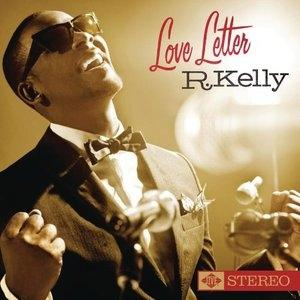 Album  Cover R. Kelly - Love Letter on  Records from 2010