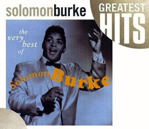 Album  Cover Solomon Burke - The Very Best Of Solomon Burke on RHINO Records from 1998