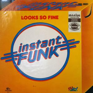 Album  Cover Instant Funk - Looks So Fine on RAMS HORN Records from 1982