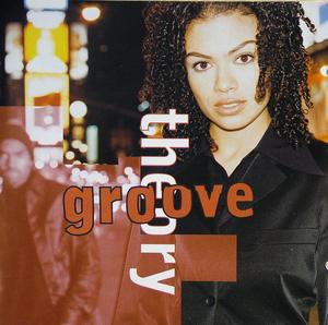 Front Cover Album Groove Theory - Groove Theory