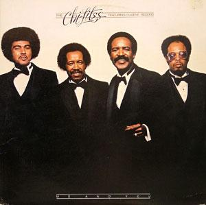 Album  Cover The Chi-lites - Me And You on 20 CENTURY FOX Records from 1981