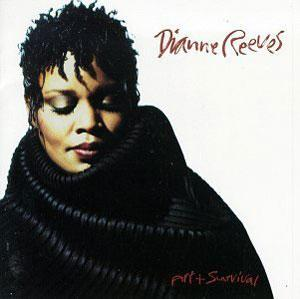 Album  Cover Dianne Reeves - Art And Survival on EMI Records from 1994