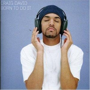 Album  Cover Craig David - Born To Do It on WILDSTAR Records from 2000