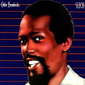 Album  Cover Eddie Kendricks - Slick on TAMLA Records from 1977