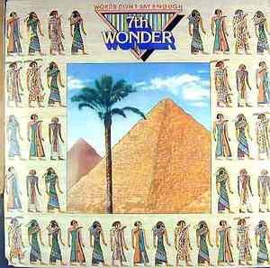 Album  Cover 7th Wonder - Words Don't Say Enough on PARACHUTE Records from 1978