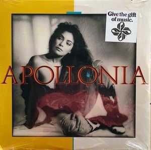 Album  Cover Apollonia 6 - Apollonia on WARNER BROS. Records from 1988