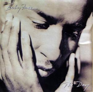 Album  Cover Babyface - The Day on EPIC Records from 1996