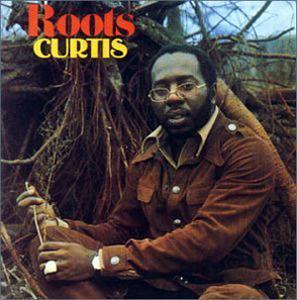 Album  Cover Curtis Mayfield - Sweet Exorcist on CURTOM Records from 1974