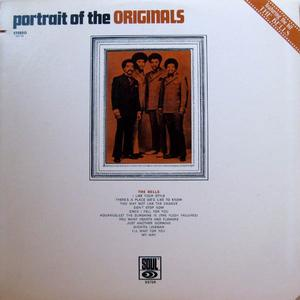 Album  Cover The Originals - Portrait Of The Originals on SOUL Records from 1970