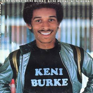 Album  Cover Keni Burke - Keni Burke on DARK HORSE (WARNER BROS.) Records from 1977