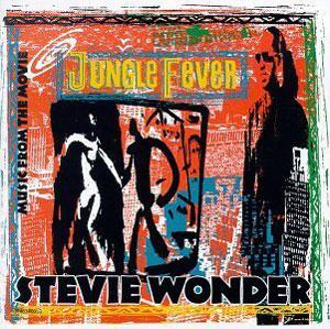 Album  Cover Stevie Wonder - Jungle Fever on MTOWN Records from 1991