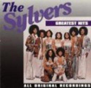 Album  Cover Sylvers - The Sylvers on PRIDE Records from 1972