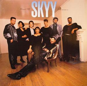 Front Cover Album Skyy - Start Of A Romance