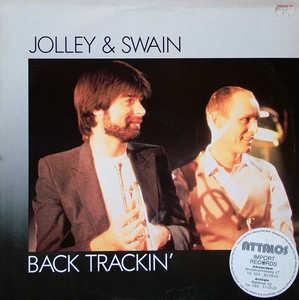 Album  Cover Jolley & Swain - Back Trackin on  Records from 1984